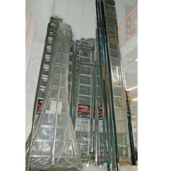 長尺はしご